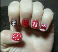 23 best nebraska cornhuskers nails hair and makeup images on