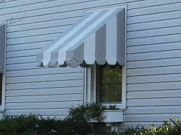 Material For Awnings Window Awning Door Awnings A Hoffman Awning