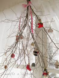 decorations using twigs rainforest islands ferry