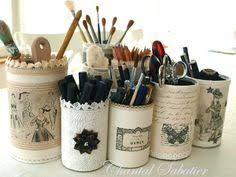 Shabby Chic Craft Room by Shabby Chic Craft Ideas Chic Tin Cans Are One Of My Favorite