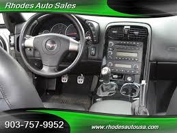 Upholstery Longview Tx 2008 Chevrolet Corvette In Longview Tx Rhodes Auto Sales