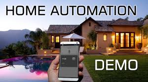 Android Home Android Home Automation Demo Micasa Verde Youtube