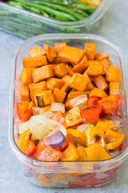 How To Make Roasted Vegetables by How To Eat More Vegetables And Fruits With Meal Prep Kristine U0027s