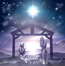 christmas manger traditional christian christmas nativity of baby jesus