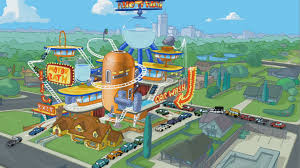 Phineas And Ferb Backyard Beach Game At The Car Wash Phineas And Ferb Wiki Fandom Powered By Wikia
