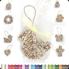 bird seed favors all handmade wedding favors personalized party favors