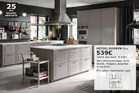 ikea meubles cuisines meubles bas hauteur caisson 80 cm système metod ikea