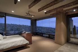 amazing bedroom really amazing bedroom ideas with glass wall to enjoy the view