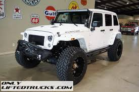 white jeep wrangler unlimited lifted white 2016 jeep wrangler unlimited rubicon fastback kevlar coated