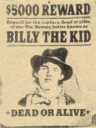 billy the kid the daily