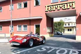ferrari factory ferrari celebrates 70 years of history at fiorano photo gallery