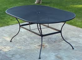 Patio Glass Table Great Black Metal Outdoor Side Table Black Outdoor Side Tables