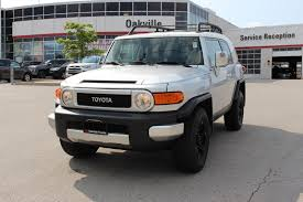 brand new toyota pre owned 2007 toyota fj cruiser 4wd w upgraded wheels and tires