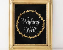wedding wishes and advice advice and well wish etsy