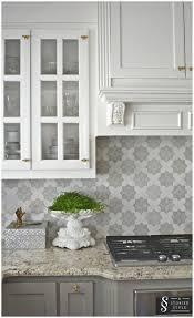 hexagon tile kitchen backsplash best kitchen backsplash home designs idea