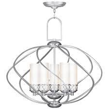 chandelier interesting brushed nickel chandelier brushed nickel