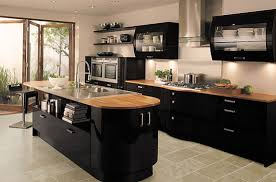 black gloss kitchen ideas i these high gloss cabinets but never considered the wood