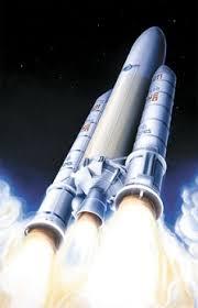Maquette lanceur fusée ariane pas cher Maquette engin spatial