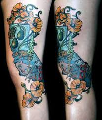 black and blue tattoo san francisco kristina beautiful