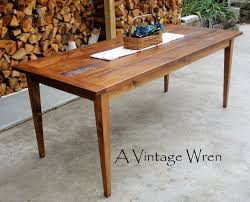 Custom Built Dining Room Tables by Custom Built Farm Table Made In New Hampshire Eastern White Pine