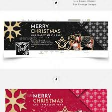download graphicriver merry christmas facebook cover and twitter
