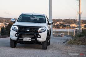 triton mitsubishi 2017 2017 mitsubishi triton gls sport edition review video