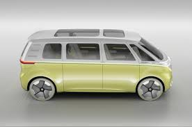 volkswagen i d buzz concept first look automobile magazine