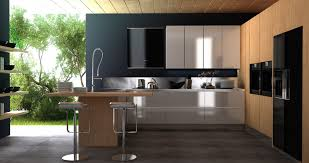 kitchen ideas modern impressive modern designer kitchen flatblack co