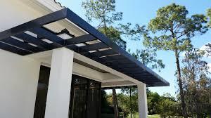 Decorative Metal Awnings Gulf Coast Metal Works Cape Coral Florida