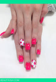 men with red fingernails and curlers in hair most popular nails photos beautylish