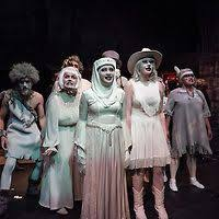 Addams Family Costumes Halloween Addams Family Show Photos Brooke Shields Broadway