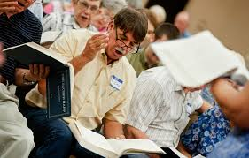 Jobs 08081 by 163rd Sacred Harp Singing Convention Comes To Henderson Longview