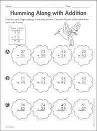 addition addition worksheets adding 2 free math worksheets for