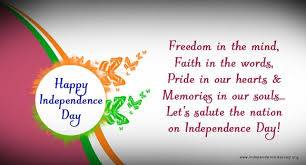 independence day messages quotes wishes and greetings 2017