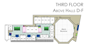 Floor Plan Com by Floor Plans Ernest N Morial Convention Center