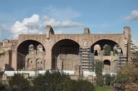 basilica of maxentius wikipedia