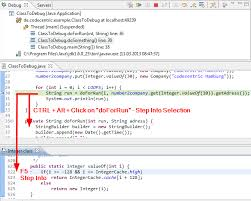 again 10 tips on java debugging with eclipse codecentric ag blog