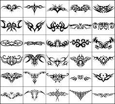ornament tribal photoshop brushes 98 photoshop brushes