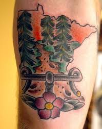 12 best minnesota tattoo images on pinterest tatting awesome