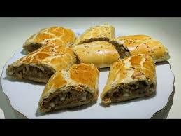 cuisine tunisienne pate au thon pâté tunisien au thon et fromage باتي تونسي بالتن و الجبن