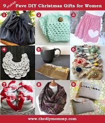 Homemade Christmas Presents by A Handmade Christmas More Diy Gifts For Women The Diy Mommy