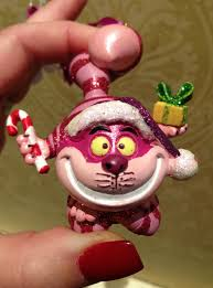 disney in cheshire cat ornament disney