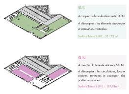 calcul surface utile bureaux n 251 annexe 30 rapport de m jean louis dumont sur le projet de