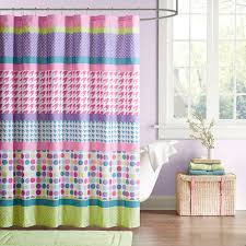Purple Polka Dot Curtain Panels by Pink Green Purple Polka Dot Girls Bedding Twin Xl Full Queen