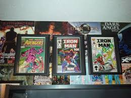 Cheapest Way To Frame Frame A Comic Book For Under 2 Florida Geek Scene