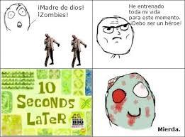 Meme Zombie - memes zombies humor taringa