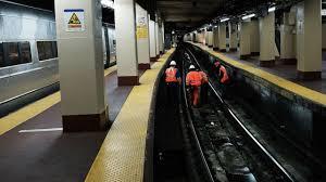 nj transit lirr to resume regular service to penn station after