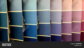 paint color swatches paint color image photo bigstock