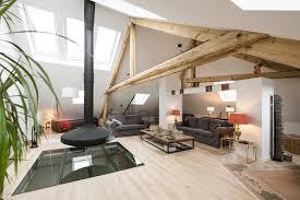 luxembourg modern attic house 1 idesignarch interior design
