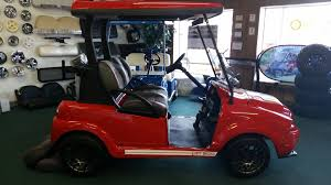 blog thoroughbred golf carts